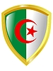 Vector clipart: Colours of Algeria