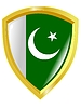 Vector clipart: Colours of Pakistan