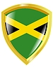 Vector clipart: Colours of Jamaica