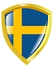 Vector clipart: Colours of Sweden