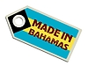 Label in Bahamas Gemacht