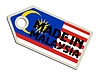 Vector clipart: label Made in Malaysia