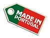 Vector clipart: label Made in Portugal