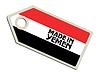 Vector clipart: label Made in Yemen