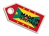 label Made in Grenada
