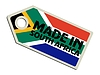 label Made in South Africa