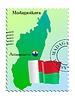Векторный клипарт: Антананариву - столицы Мадагаскара