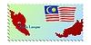 Векторный клипарт: Куала-Лумпур - столица Малайзии