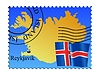 Vector clipart: Reykjavik - capital of Iceland