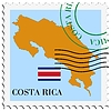 mail to-from Costa Rica
