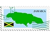 mail to-from Jamaica