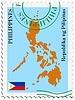 Vector clipart: mail to-from Philippines