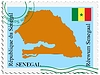 mail to-from Senegal