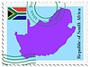 mail to-from South Africa