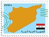 Векторный клипарт: почты, из Сирии
