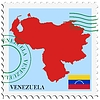 Vector clipart: mail to-from Venezuela