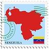 Векторный клипарт: почты, из Венесуэлы