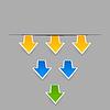 Векторный клипарт: Стрелка icon