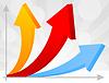 Векторный клипарт: Бизнес-графика