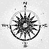 Векторный клипарт: Compass