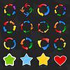 Векторный клипарт: Icons