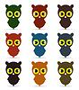 Vector clipart: Owl