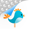 Vector clipart: bird