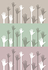 Vector clipart: Hands upwards