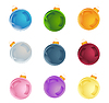 Vector clipart: Christmas ornament