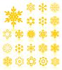 Vector clipart: Snowflake