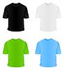 Векторный клипарт: Спортивная одежда