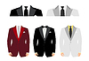 Vector clipart: Suit