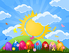 Vector clipart: Easter