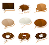 Vector clipart: Chocolate