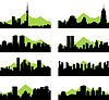 Vector clipart: City