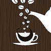 Vector clipart: Coffee