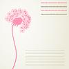 Vector clipart: Dandelion