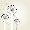 Векторный клипарт: Dandelion
