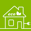 Vector clipart: Ecology house