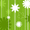 Vector clipart: Flower structure
