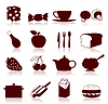 Vector clipart: Food icon