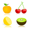 Vector clipart: Fruit