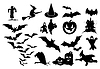 Vector clipart: Halloween