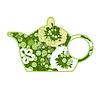 Векторный клипарт: заварочный чайник
