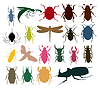Vector clipart: insect icon