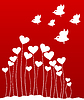 Vector clipart: Plant love2