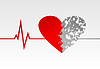 Vector clipart: Heart life