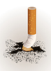 Vector clipart: no smoking