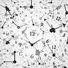 Vector clipart: Hour background