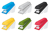 Vector clipart: Stapler
